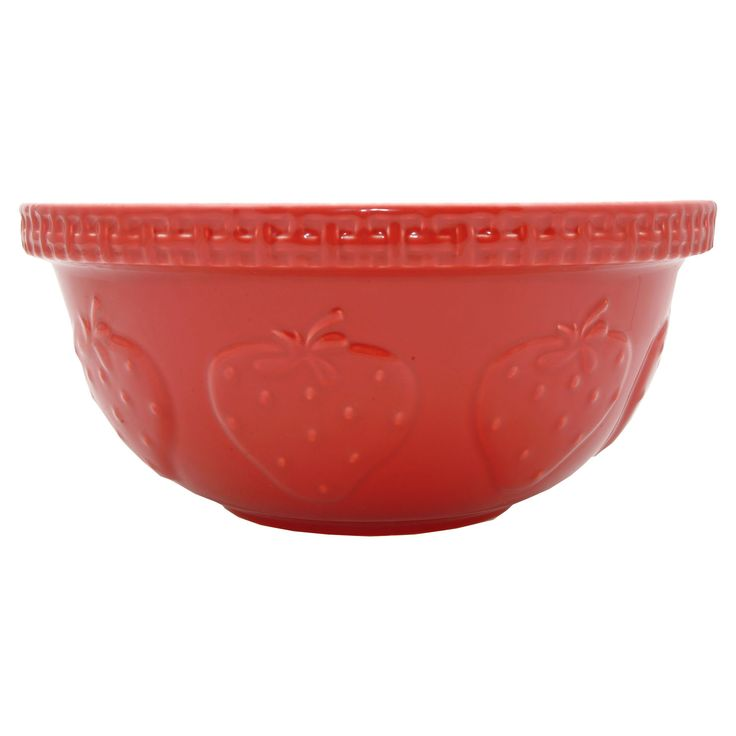 Mason Cash Strawberry 29cm Mixing Bowl | ACHICA