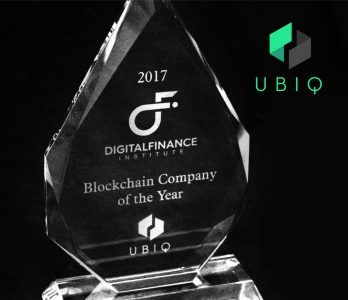 Ubiq Crowned Top Blockchain Company at Canadian Fintech Awards  Open-source distributed computing blockchain platform Ubiq has been crowned Canadas top blockchain company during a gala event at the Canadian Fintech Awards an annual fintech and AI awards ceremony that recognizes and celebrates Canadian innovation.  Also read: What is Ubiq?  Blockchain/Digital Currency or Distributed Ledger Company of the Year  This awards category joins 13 other fintech categories that include various fintech…