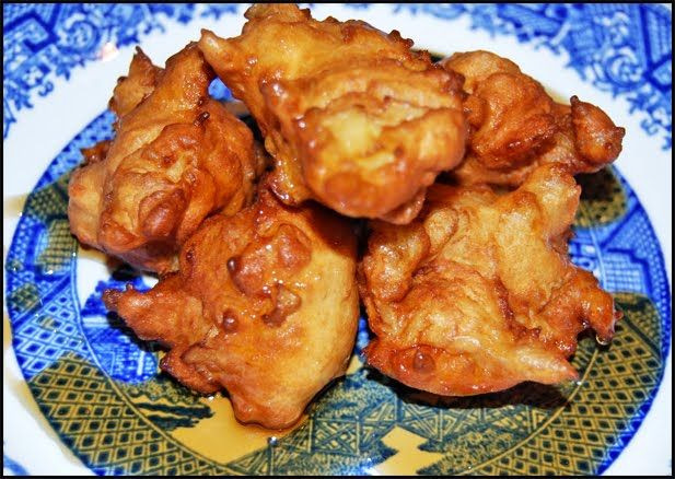Civil War Reenacting and Cooking: Apple Fritters