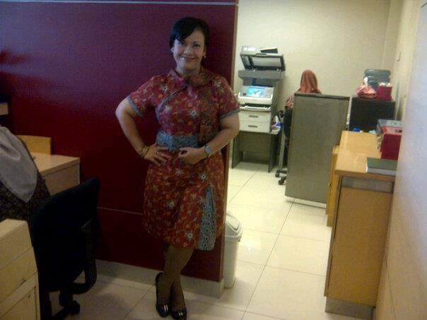 I love Batik Keris... :) Foto oleh Ibu Amelia Botta. Terima kasih atas fotonya!