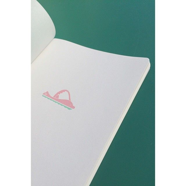 /Rubidium/ Paddle boat notebook