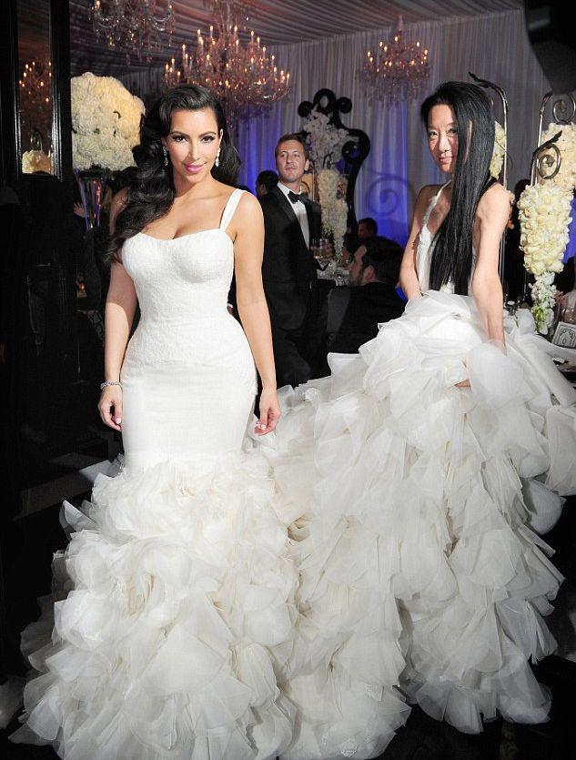 1000  ideas about Vera Wang Wedding Dresses on Pinterest - Vera ...