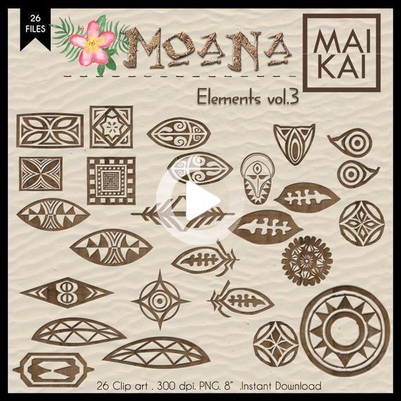 Moana Clipart Moana Symbol Maui Tattoo Moana Invitation Moana Birthday Hawaii Symbol Vaiana Maui Tattoo Maui Tattoos Moana Moana Tattoos