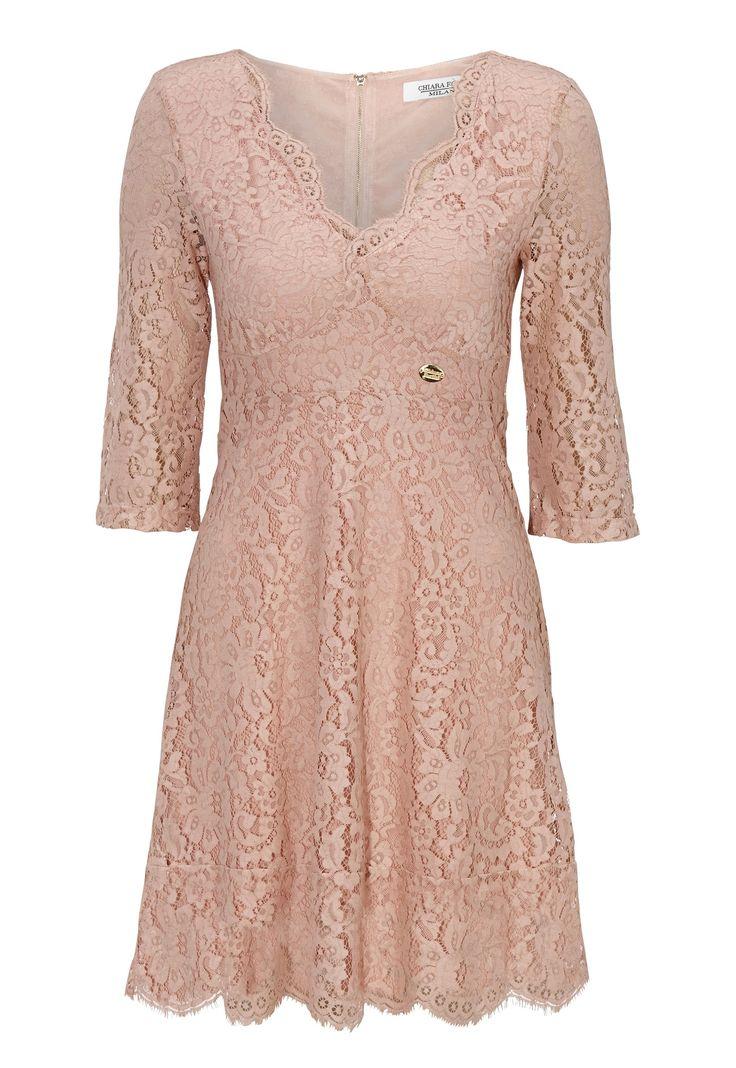 Chiara Forthi Ellix Dress - 2 Beige