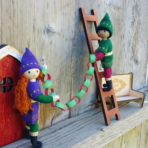 how to make kindness elves