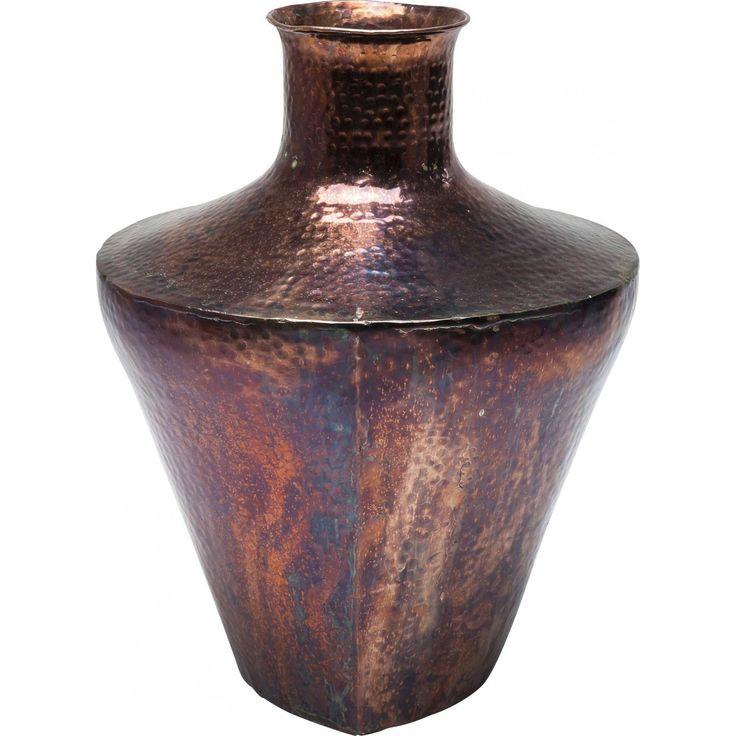 Vase Oxygen Hammered Kare Design