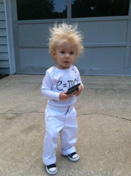 baby einsteinashtens next halloween costume