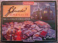 Cluedo Super Sleuth   Board Game   BoardGameGeek