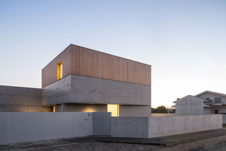 Elegantemente recusado: Casa residencial em Portugal de nu.ma   – .architecture