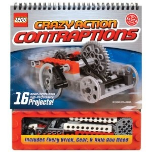 Lego Crazy Action Contraptions ... age 6 and up