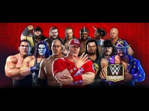WWE Champions: Free Puzzle RPG For Android And IOS Gameplay