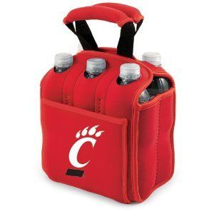 Ncaa Cincinnati Bearcats Pack Cooler