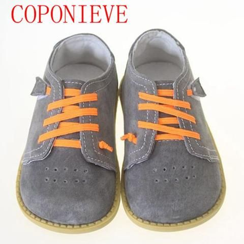 Leather Children's Shoes
