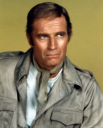 Charlton Heston, Oct.4,1923 - Apr.5,2008. Had Alzheimer's Disease. Died Of Complications From Pneumonia