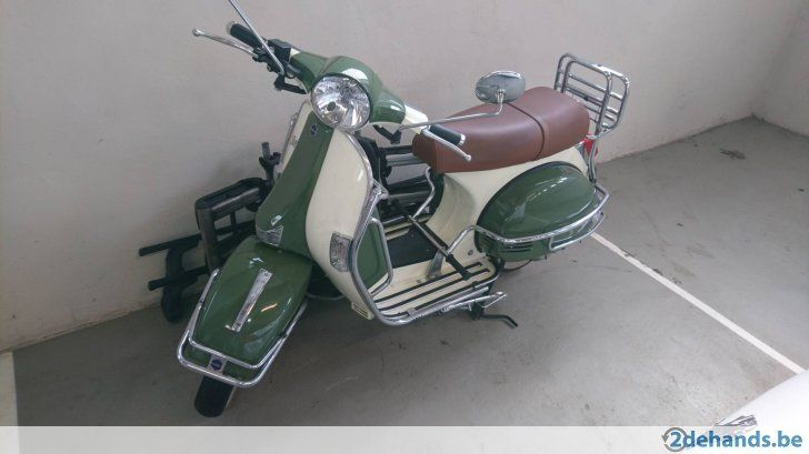 Vespa 125cc (LML Star) - Te koop