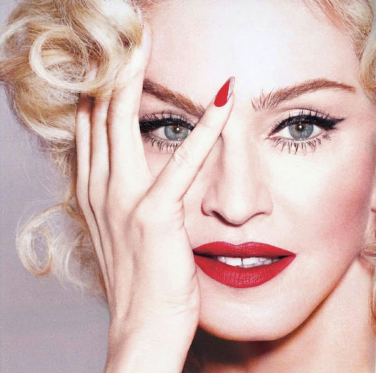 Rebel Heart photoshoot 2015