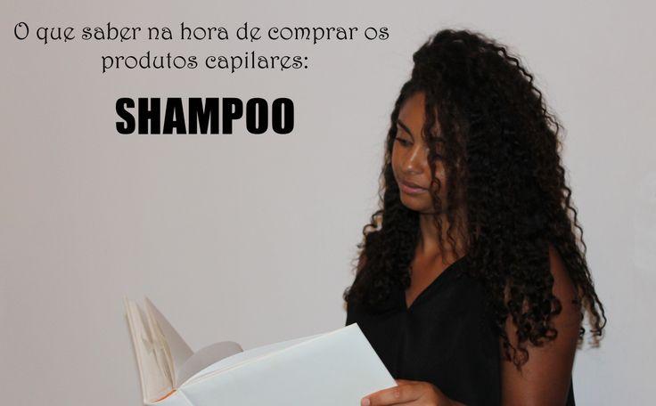 O que saber na hora de comprar o teu shampoo. Shampoo sem sulfato e shampoo com sulfato.  Relaxed hair, cabelo desfrisado, cabelo africano, cuidar do cabelo