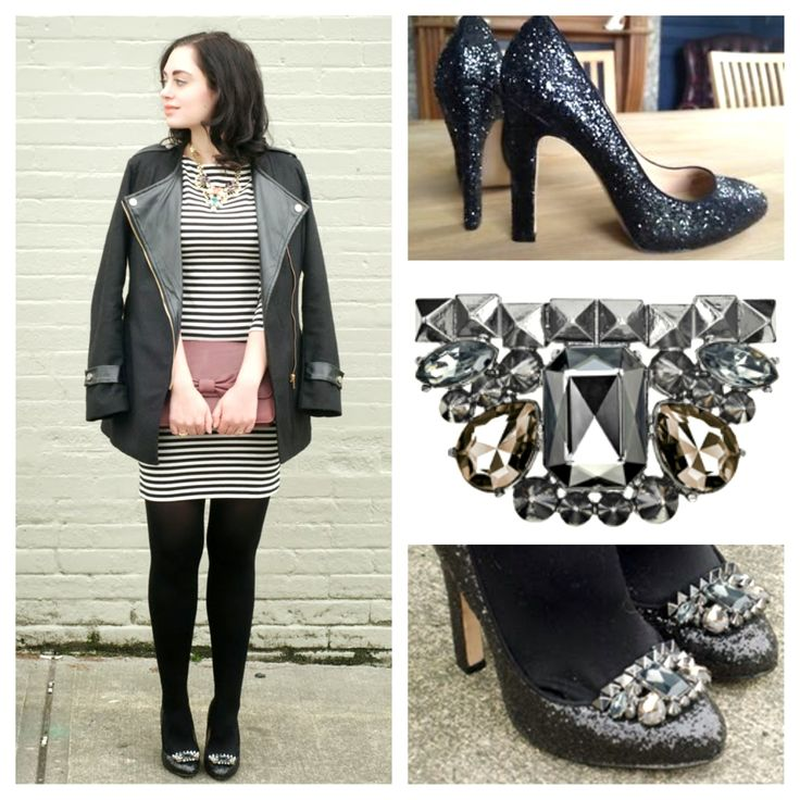 Coco and Vera blog features Shoelery by Erica Giuliani Multi Stone Stud Blk/Gry Shoe Clips. Find this shoe clip for $29.99 at Shoelerybyeg.com.