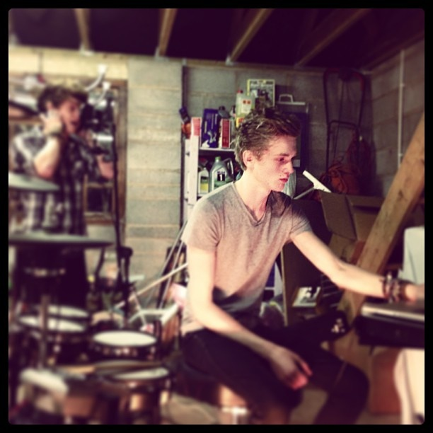 Connor Ball ▪ Tristan Evans | The Vamps | #thevampsband | instagram.com/iamjamesmcvey
