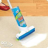 Woolite Rug Stick Refill by Bissell. $7.99. Here is a revolutionary new way to revitalize carpet fibers on stairs, pet areas and area rugs. Foaming cleaner lifts dirt & stains on contact. No mess/muss/fuss! Pull stick to release foam, then flip over & scrub. If you order 803022, you get the Woolite Stick and a 9 oz. bottle of cleaner.