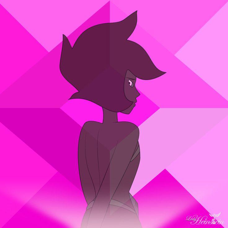 Pink Diamond (Steven Universe) by LadyHeinstein