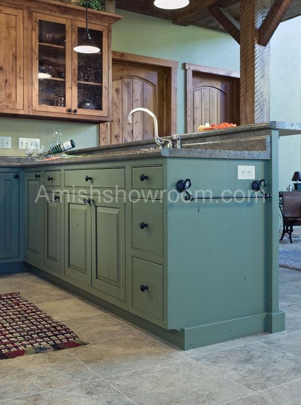 Best 20 Primitive Kitchen Cabinets Ideas On Pinterest Primitive Kitchen Red Cabinets And