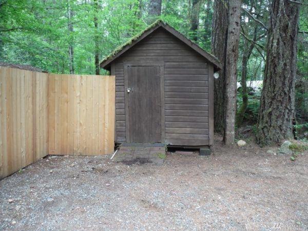 Tiny Cabin For Sale In Hoodsport Via TinyHouseTalk Com 0011