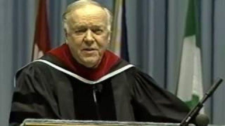 Напутственное слово Кеннета Хейгина перед студентами школы Rhema Выпуска 1998.