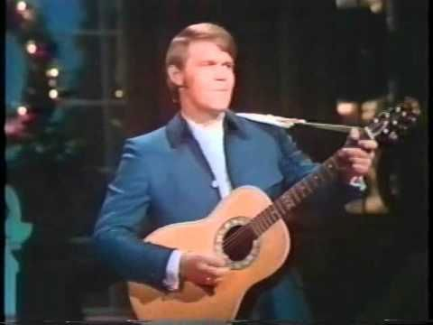 Glen Campbell - Wichita Lineman (1968). Another of my Glen Campbell favorites.