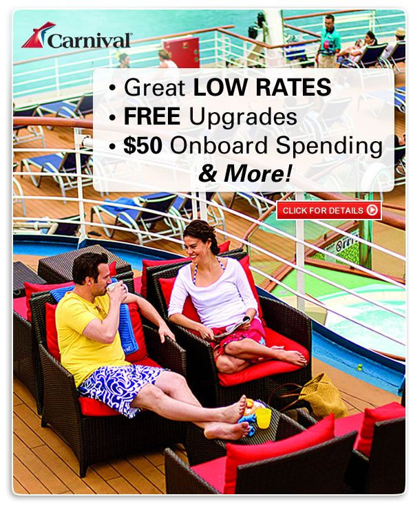 Great Low Rates, Free Upgrades & More!