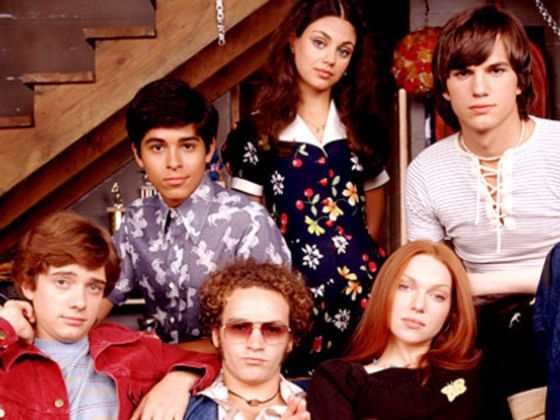 Are you kind like Eric? Controlling like Jackie? A rebel like Hyde? Desprate like Fez? Passionate like Donna? Or just stupid like Kelso? Find out now!...i got Eric