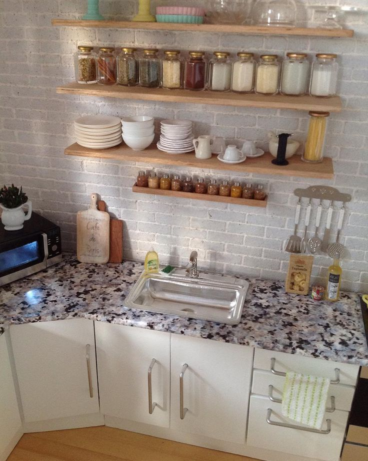 Miniature Kitchen: Best 25+ Miniature Kitchen Ideas On Pinterest
