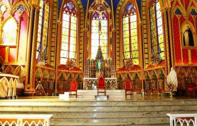 Basílica Menor Nossa Senhora do Rosário - Arautos do Evangelho - São Paulo