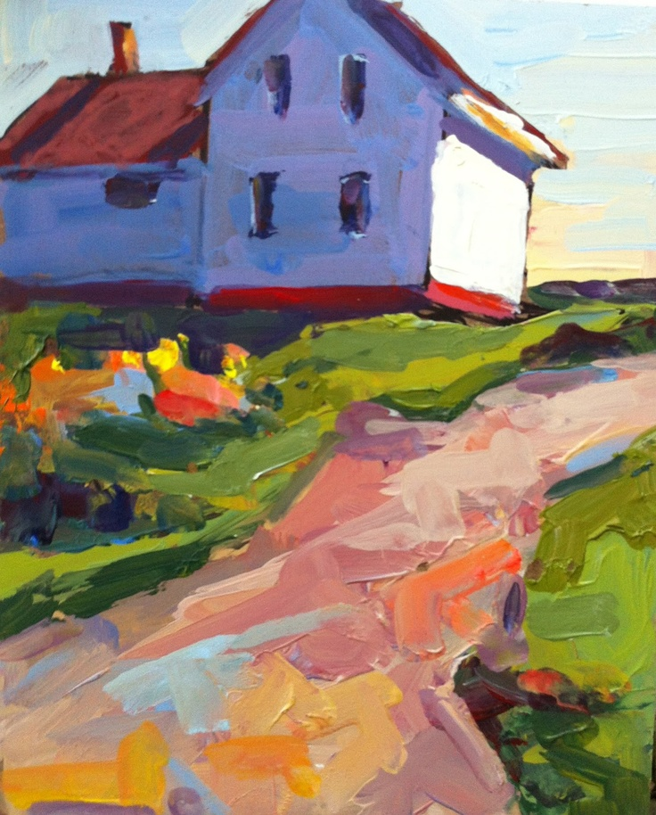 Page Railsback-Paintings