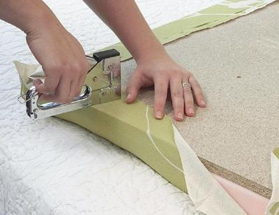Tips on making an upholstered headboard