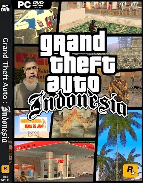 GTA Extreme Indonesia Full Mod v6 Terbaru