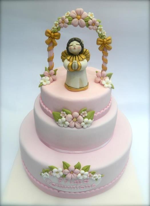 Per i grandi appassionati dei personaggi di terracotta di Bolzano, ecco le torte Thun da collezione decorate con pasta di zucchero.