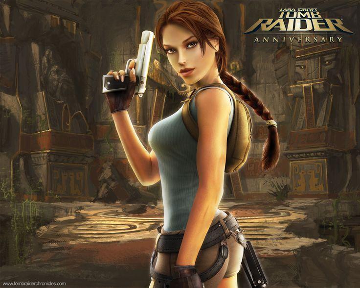 Egypt Scene - Tomb Raider