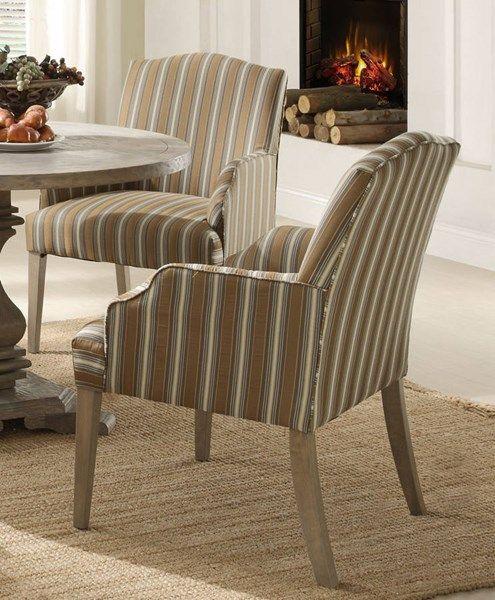 2 Home Elegance Euro Casual Arm Chairs | Design & DIY ...