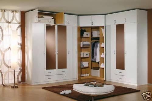 Bedroom corner armoire design ideas 2017 2018 for Bedroom wardrobe designs in chennai