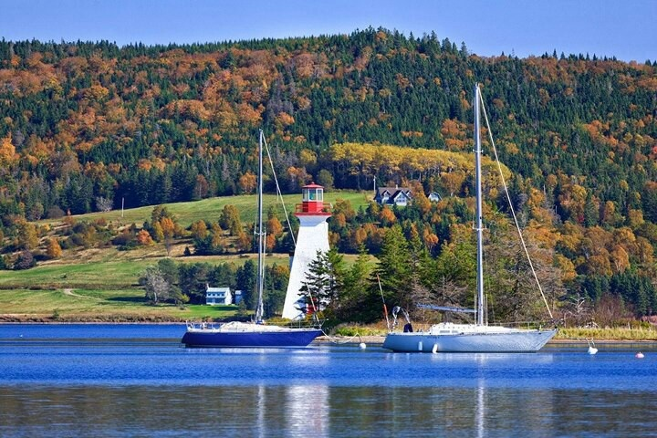 cape breton estates details for baddeck a yacht at your back door