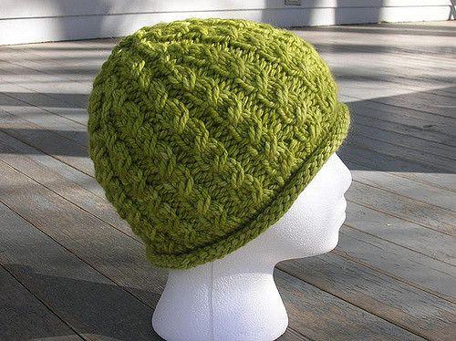 Ravelry Chunky Dean Street Hat Pattern By Nina Machlin