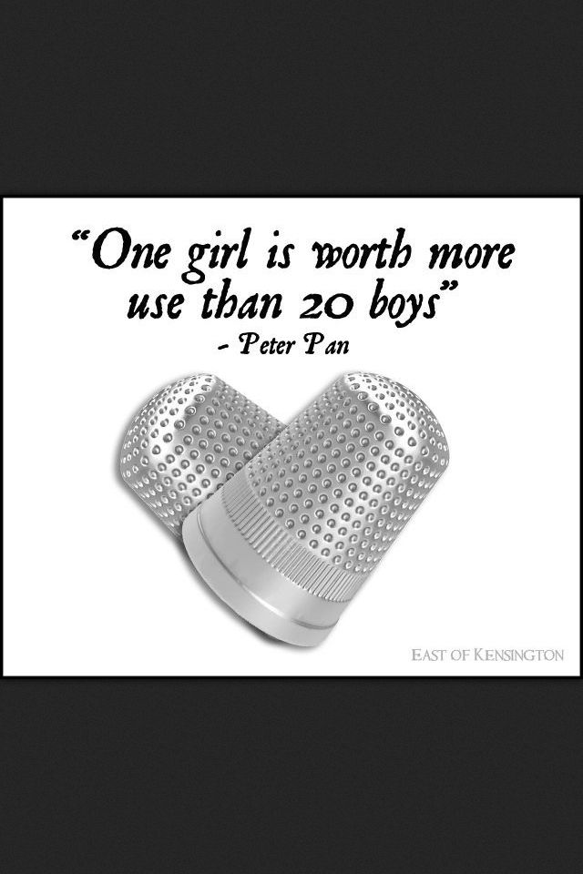 IF baby decides to be a girl, this is the cutest quote!