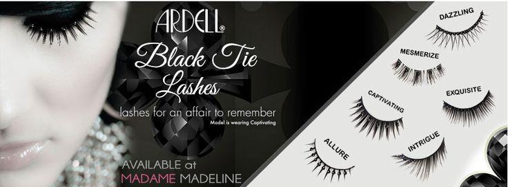 z. Free Ardell Black Tie Lashes