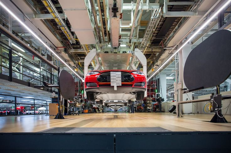 #VR #VRGames #Drone #Gaming Tesla acquires automated manufacturing machine providerPerbix   https://datacracy.com/tesla-acquires-automated-manufacturing-machine-provider-perbix/