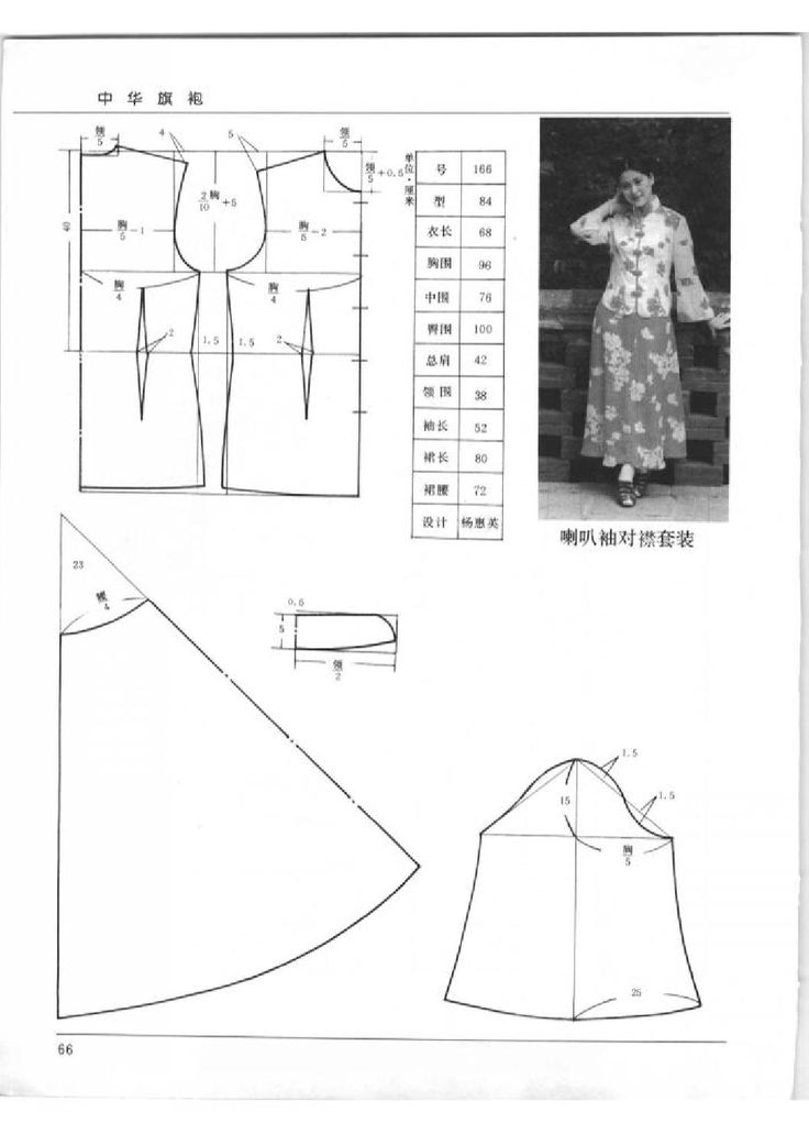 1996 Chinese style Qipao