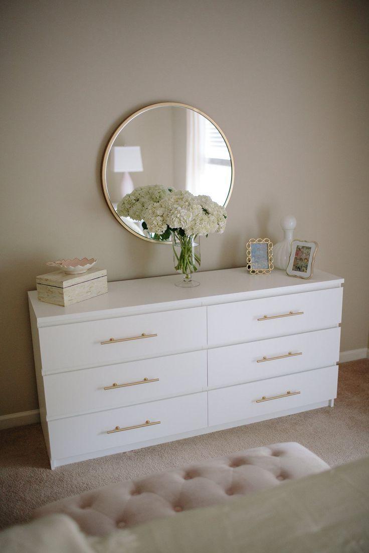 ikea schlafzimmer hack pt 2  minimalistische dekoration