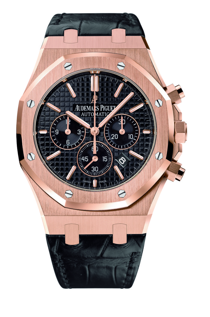 Audemars Piguet - Rose Gold Royal Oak Chronograph