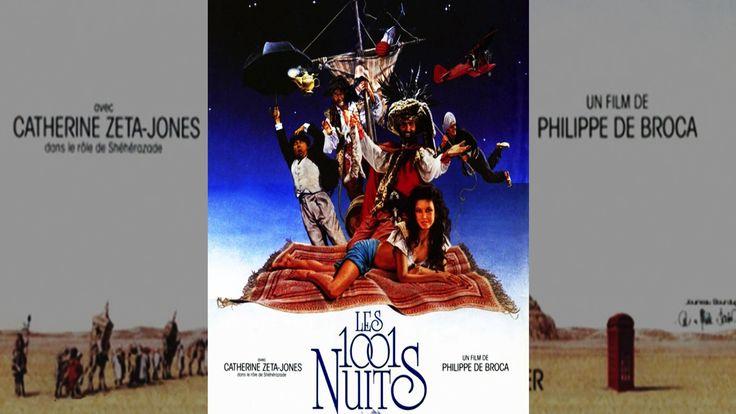 Тысяча и одна ночь. Кэтрин Зета-Джонс в комедийной экранизации арабских ...