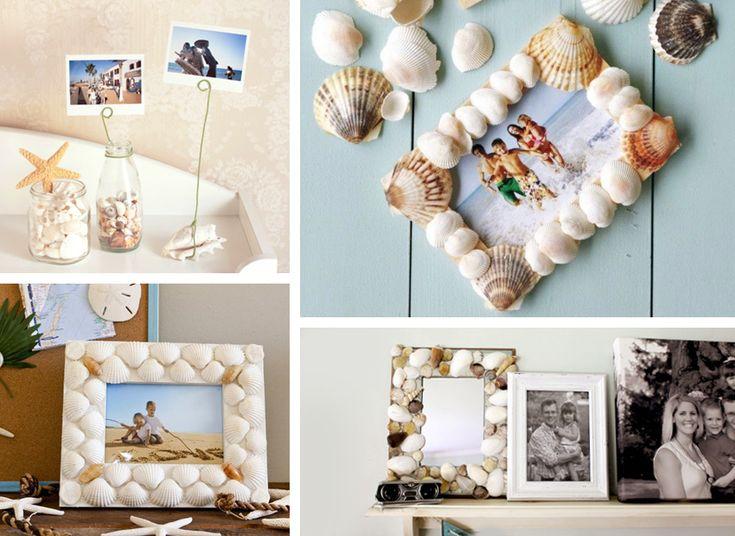 Oltre 25 fantastiche idee su Decorazione di conchiglie di mare su Pinterest ...